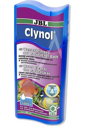Jbl Clynol Akvaryum Su Berraklaştırıcı 100 Ml