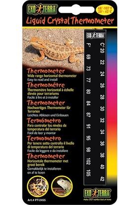 Exo Terra Teraryum İçin Yatay Dijital Termometre