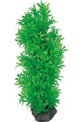 Aquatic-Plants Yeşil Akvaryum Plastik Bitki 15-20 Cm