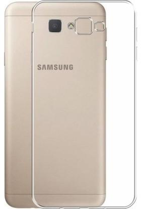 Notebookuzman Samsung Galaxy J7 Ultra İnce Silikon Kılıf