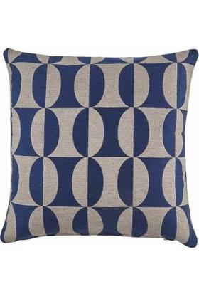 Buka Sofa Home Camdem Lacivert Kare Dekoratif Kırlent