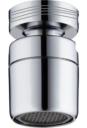 Aqua Blue Oynar Başlıklı Su Tasarruf Perlatörü D22*1 (İç Dişli)