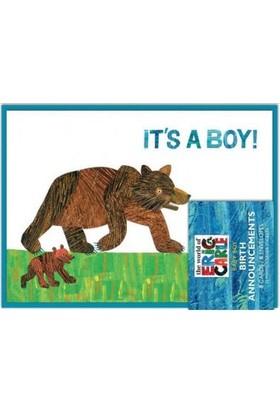 Chronicle Books Eric Carle Dünyası Baby Shower It's A Boy