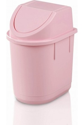Üçsan İtmeli Çöp Kovası Mini 1.5 lt