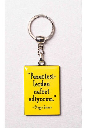 Anahtarlık (Gregor Samsa)