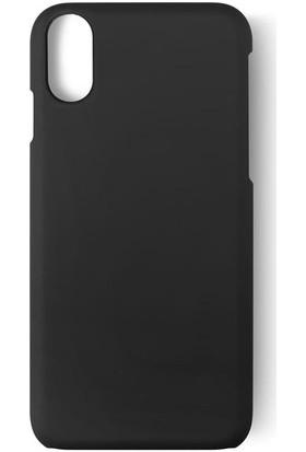 Key Apple iPhone X Telefon Kılıfı Siyah