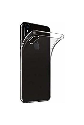 Key Apple iPhone X Soft Case Silikon Şeffaf
