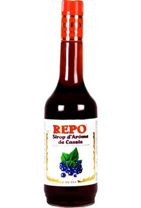 Repo Frenk Üzümü(Casis) Aromalı Kokteyl Şurubu 70 cl