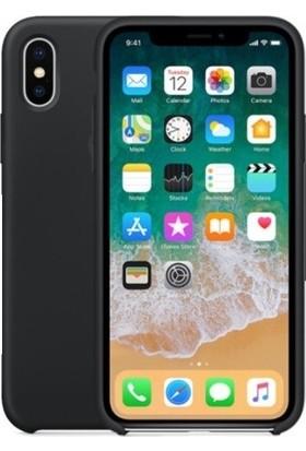 Kılıfreyonum Apple iPhone X Lansman Özel Dokulu Tam Koruma Kılıf