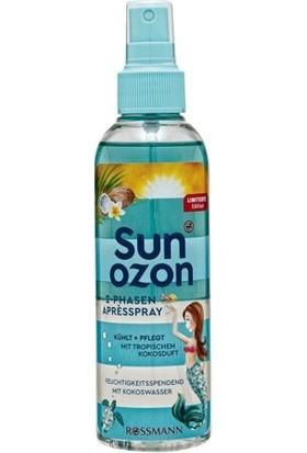 Sun Ozon Güneş Sonrası Sprey Hindistan Cevizi Suyu 200 ml