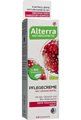 Alterra Vegan Bakım Kremi Organik Nar Çekirdeği 50 ml
