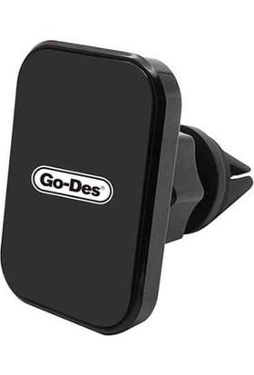 Lopard Go Des Mıknatıslı Araç Telefon Tutucu Havalandırma Tipi GD-HD603