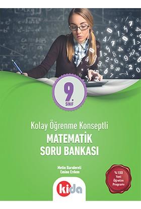 Kida 9.Sınıf Kolay Konseptli Matematik Soru Bankası