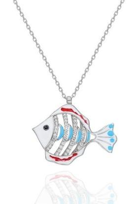My Choice Balık Kolye