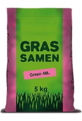 Grassamen Green 4M (4'Lü Karışım Çim Tohumu) 10Kg