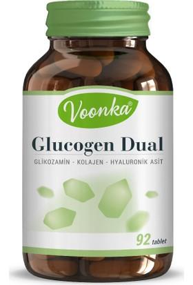 Voonka Glucogen Dual 92 tablet