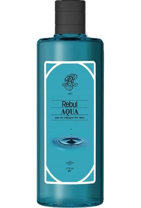 Rebul Aqua Kolonya 100 ml 12'li Set