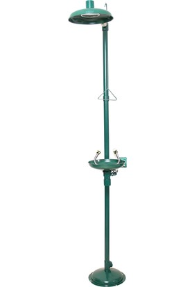 Naxoflex ODK1710-1C Göz ve Vücut Duşu Galvaniz Çelik Fırın Boyalı