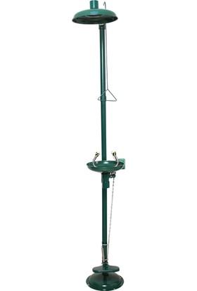 Naxoflex ODK1710-1A Göz ve Vücut Duşu Galvaniz Çelik Fırın Boyalı