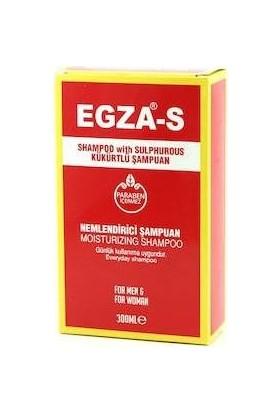 Egzas Kükürtlü Kepek ve Kaşıntı Şampuanı 300 ml