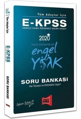 Yargı Yayınevi 2020 EKPSS Tüm Adaylar İçin Soru Bankası