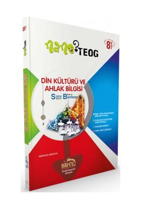 Mikro Hücre Yayınları 8.Sınıf Nano TEOG Din Kültürü ve Ahlak Bilgisi Soru Bankası