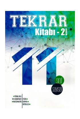 Bes Yayınları 11. Sınıf Sayısal 2. Dönem Tekrar Kitabı