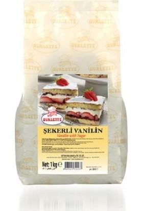 Ovalette Şekerli Vanilya 1 kg