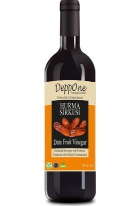 Deppone Fermente Hurma Sirkesi 500 ml