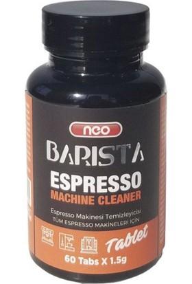 Neo Barista Espresso Makinesi Tablet Temizleyici 1,5 gr