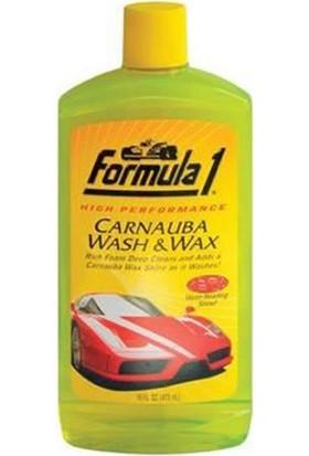Foxwax Konsantre Cilalı Şampuan