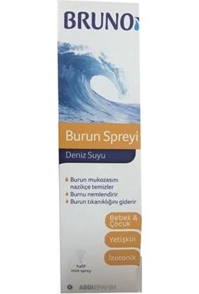 Bruno Çocuk İzotoni̇k Deni̇z Suyu Burun Spreyi̇ 100 ml