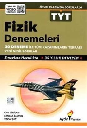 Aydın Yayınları TYT Fizik 30 lu Deneme Sınavı