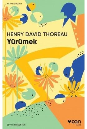 Yürümek - Henry David Thoreau