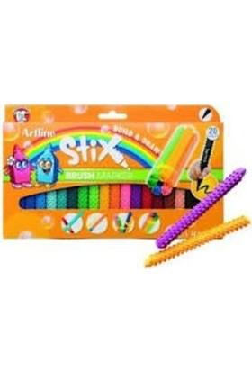 Artline Etx-F 20Wk Stix Brush Marker 20Li Paket