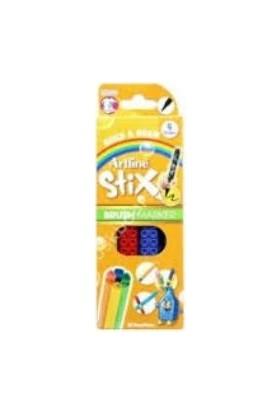 Artline Etx-F 4W Stıx Brush Marker 4Lü Paket