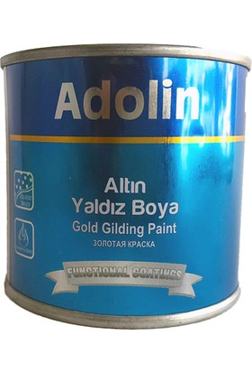 Adolin Altın Yaldız Boya 0,090 Lt