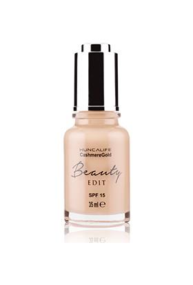 Huncalife Cashmere Gold Beauty Serum Fondöten Altın Bej 35 ml