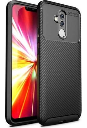 Beğenseç Huawei Mate 20 Lite Kılıf Zore Negro Silikon-Siyah