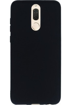 Kılıfreyonum Huawei Mate 10 Premier Rubber Silikon Kılıf Siyah