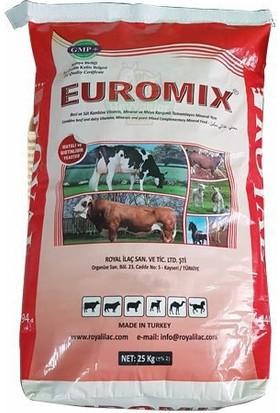 Royal Euromix Torba Mayalı Toz Yem Katkısı 25 kg