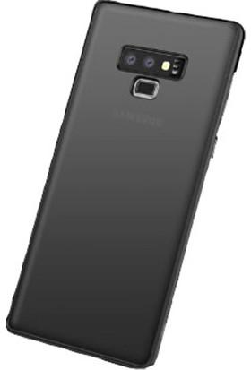 Cafele Vendas Samsung Galaxy Note 9 Silikon Kılıf - Füme