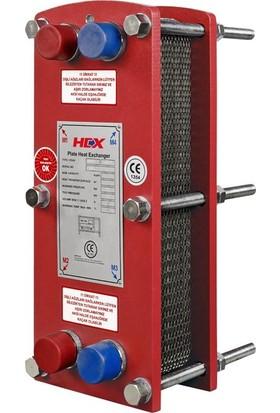 Hex 504 Plakalı Eşanjör 50000 Kcal/H (9 Plakalı)