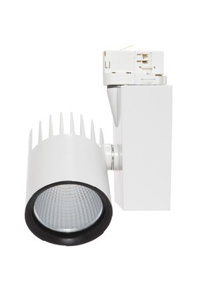 Verbati̇m LED Track Li̇ght 25W 3000K 1750LM 40D Beyaz 052436-147