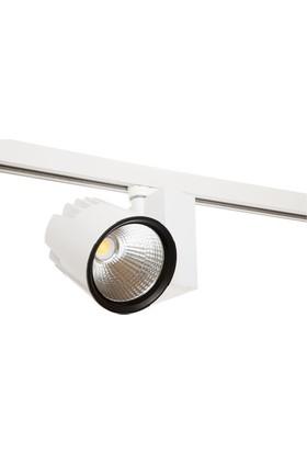 Verbati̇m LED Track Li̇ght 40W 3000K 30001M 40D Beyaz 052438-147