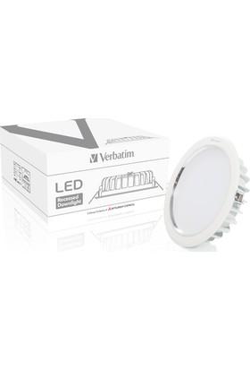 Verbati̇m LED Downli̇ght 235 mm 24W 3000K 2050LM Beyaz 052447-204