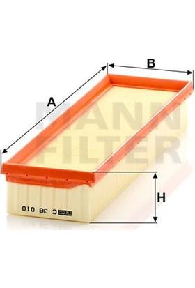 Auto Filter Fh 20620 206/307/ C 4 Hava Filtresi