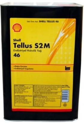 Shell Tellus 46 Hidrolik Yağ 16 Kg