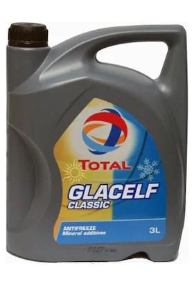 Total Glacelf Antifriz Yeşil 3 Litre