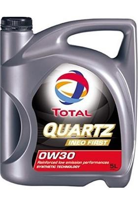 Total 0W30 4 Litre Quartz Ineo Fırst Motor Yağı
